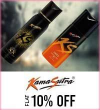 Get Online Offers on Kamasutra Products Flat 10%