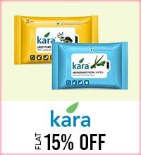Get Online Offers on Kara Products Flat 15%