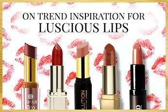 Get Online Offers on Luscious Lips Products