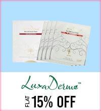Get Online Offers on Luxderma Products Flat 15%