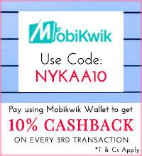 Get Online Offers on Mobikwik