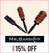 Get Online Offers on Mr.Barber Products Upto 15%