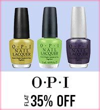 Get Online Offers on OPI Products Flat 35%