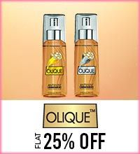Get Online Offers on Olique Products Flat 35%