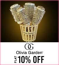 Get Online Offers on Olivia Garden Products Flat 10%