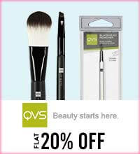 Get Online Offers on QVS Products Flat 20%