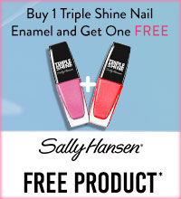 Get Online Offers on Sally-Hansen Free Products