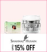 Get Online Offers on Shahnaz Hussain Products Upto 15%