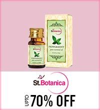 Get Online Offers on St.Botanica Products Upto 70%