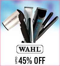 Get Online Offers on Wahl Products Upto 45%