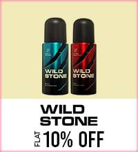 Get Online Offers on Wild Stone Products Flat 10%
