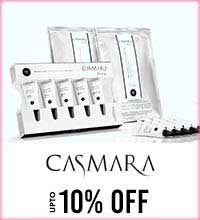 Get Online Offers on Casmara Products Upto 10%