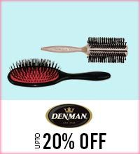 Get Online Offers on Denman Products Upto 20%