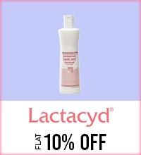Get Online Offers on Lactacyd Products Flat 10%
