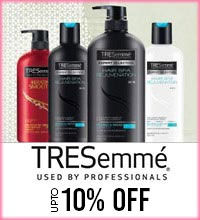 Get Online Offers on Tresemme Products Upto 25%