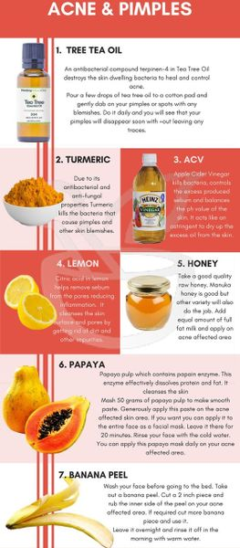 Pimples Acne Treatment Home Remedies 33 Home Remedies For Acne Treat Acne Easily Without Leaving The House