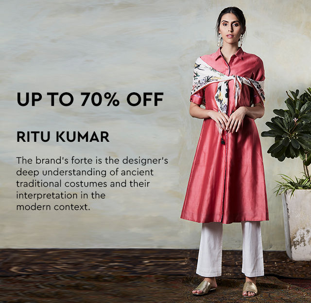 Ritu Kumar Designer Wear- Shop For Ritu Kumar Collection