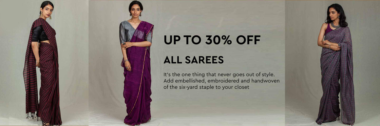 1e21b63314 Designer Sarees-Shop Latest Designer Sarees Online India| Nykaa Fashion