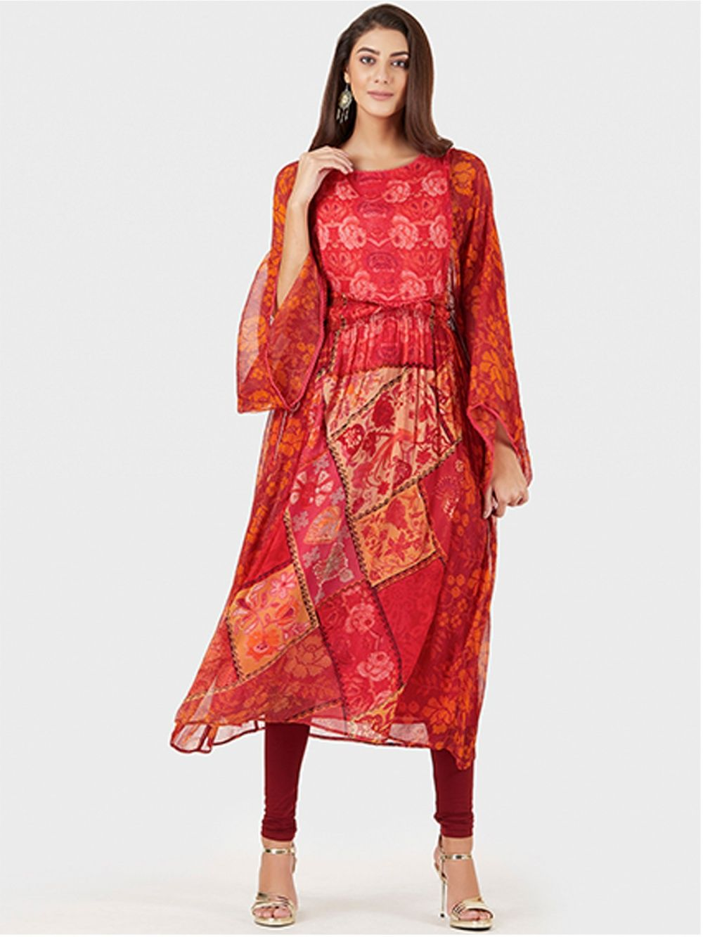 db2372527fa Ritu Kumar Salwar Suits and Sets   Buy Ritu Kumar Boat Neck Full ...