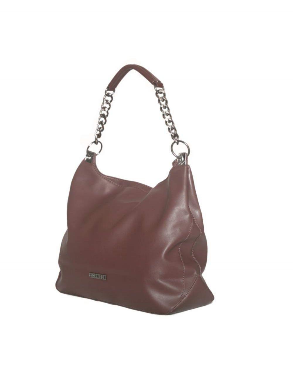9328c569c85 Caprese Austen Medium Plum Hobo Bag