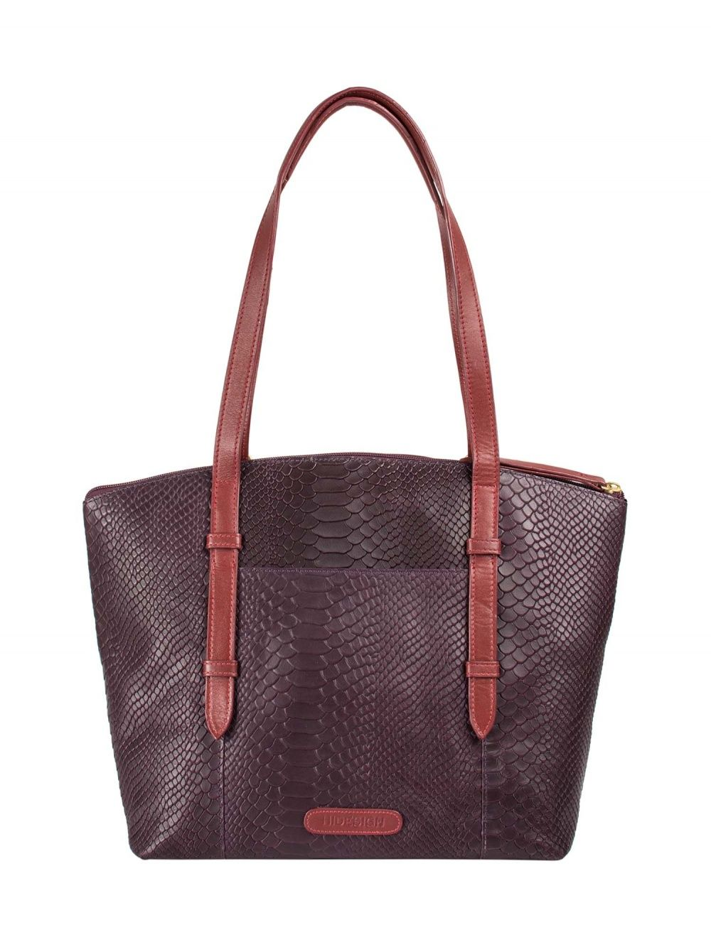 limpid in sight new selection choose latest Hidesign Virgo 01 Sb Purple Women's Tote