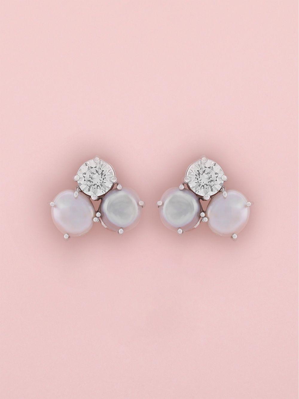 210eaf956 Audrey Earrings : Buy Audrey Saira Baroque Pearl Earrings Online ...