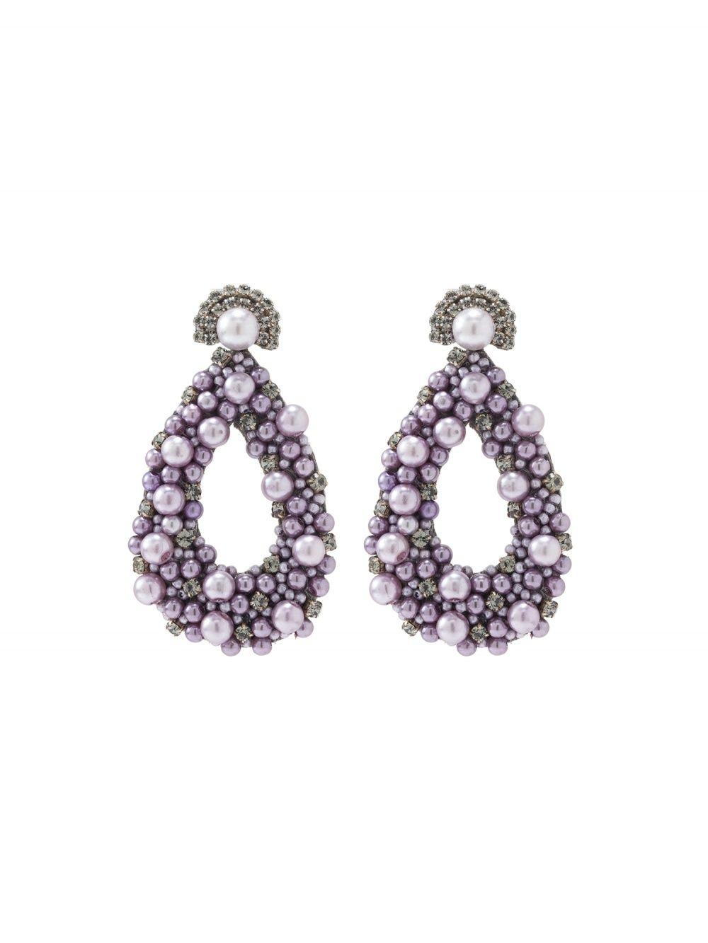 Deepa Gurnani Arabella Earrings Previous Next