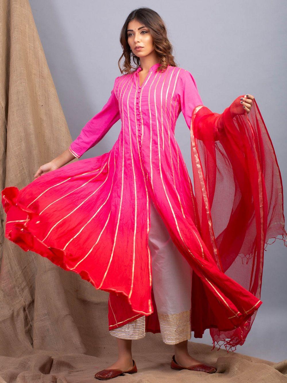 f6919ae161 Maison Shefali Salwar Suits and Sets : Buy Maison Shefali Rose ...