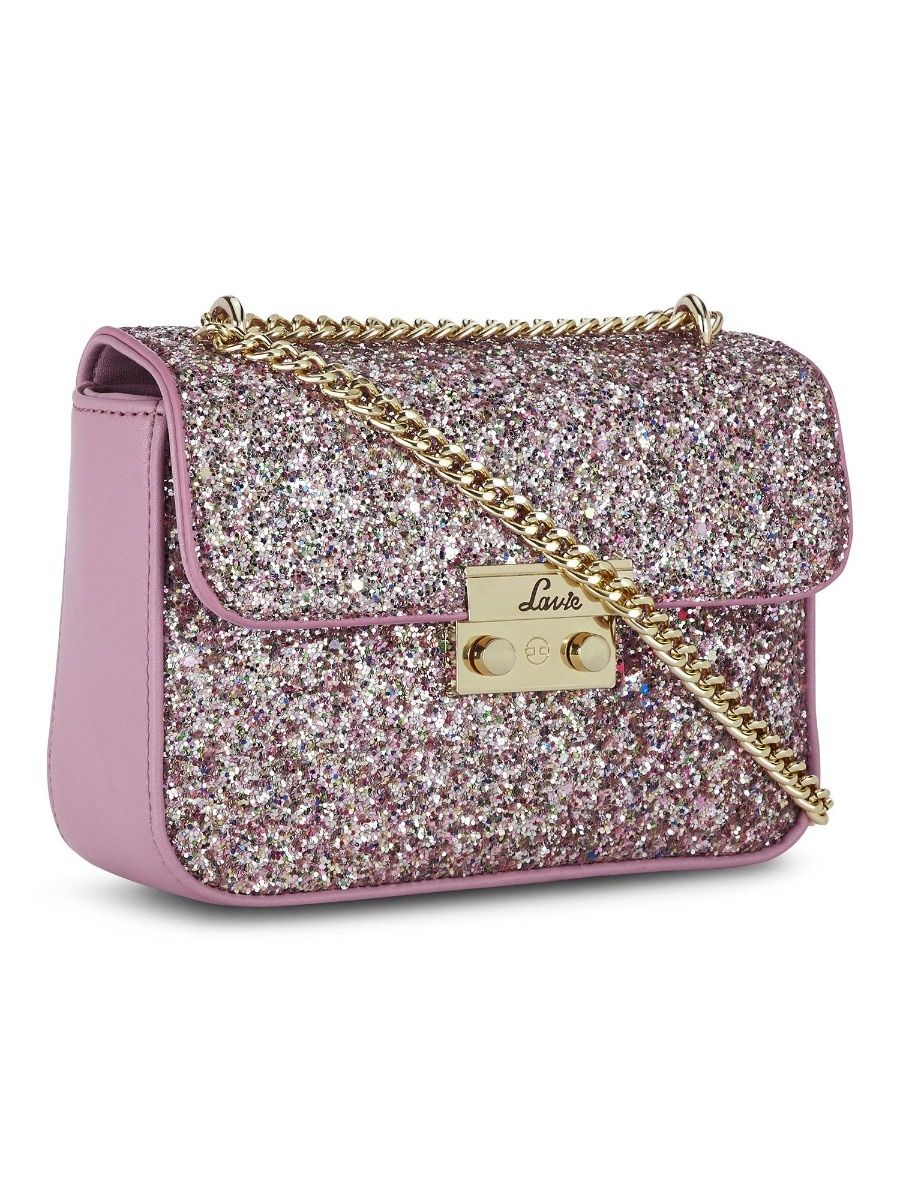 702aa04798 Lavie Pink JANA CSB BOX CLUTCH Sling Bag