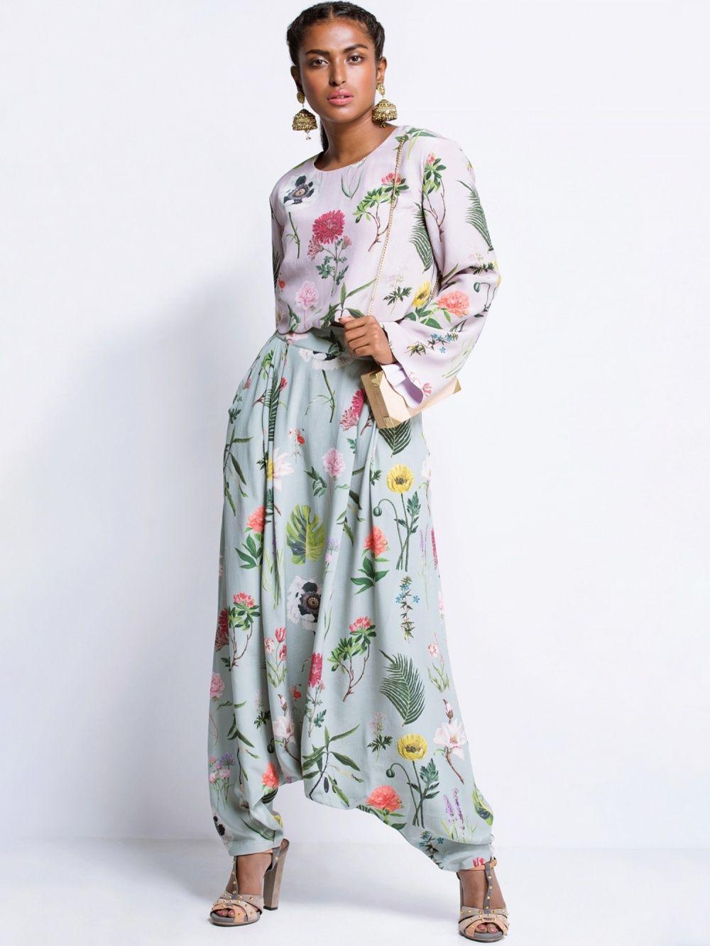 b12c6ecc2ef Payal Singhal Shirts Tops and Crop Tops   Buy Payal Singhal Lilac ...