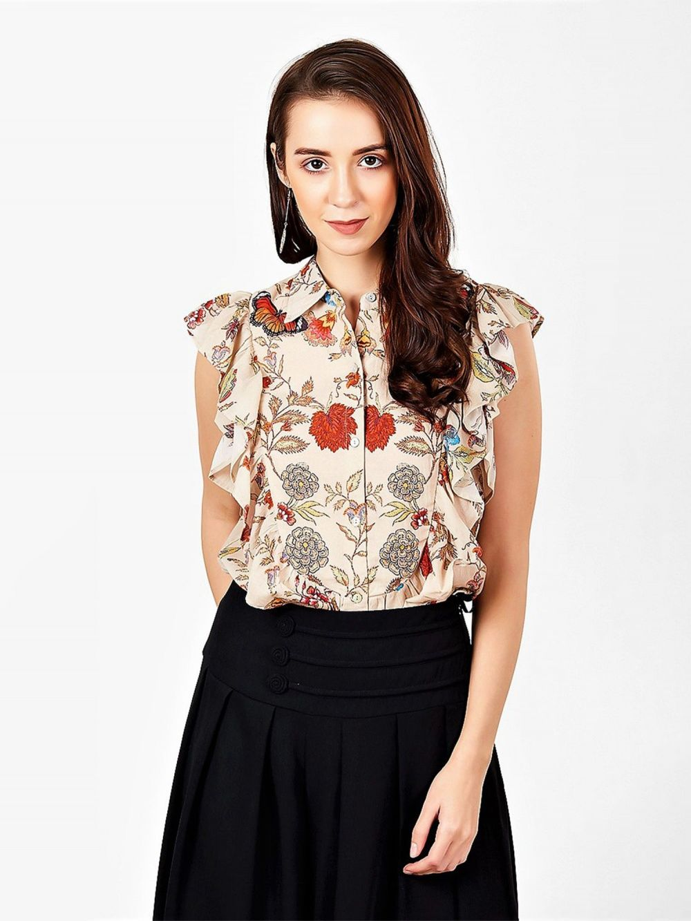 dabfc56cd7e Label Ritu Kumar Shirts Tops and Crop Tops : Buy Label Ritu Kumar ...