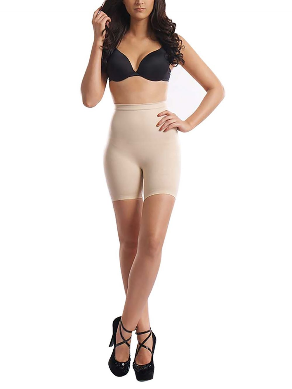 551abdf1aad Swee Lingerie   Buy Swee Iris Low Waist And Short Thigh Shaper For ...