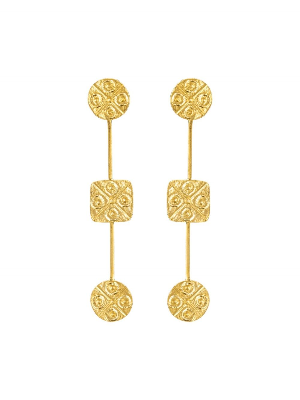 649b9b8f9e3fb Zohra Mudra Earrings