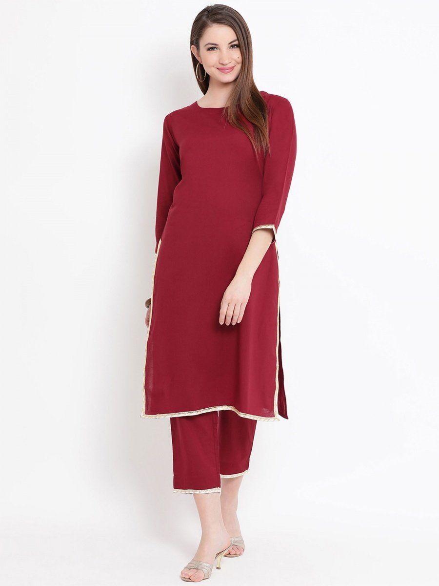 cbac18e0a7 Buy Latest Designer Kurtis, Kurtas & Designer Tunics Online| Nykaa ...