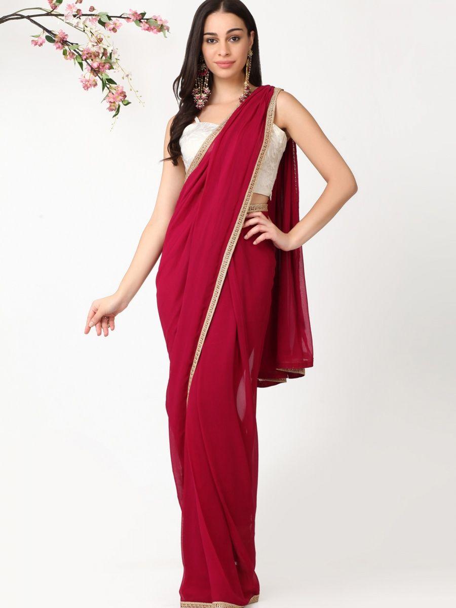 b9f9abc69a27fc Designer Sarees-Shop Latest Designer Sarees Online India| Nykaa Fashion
