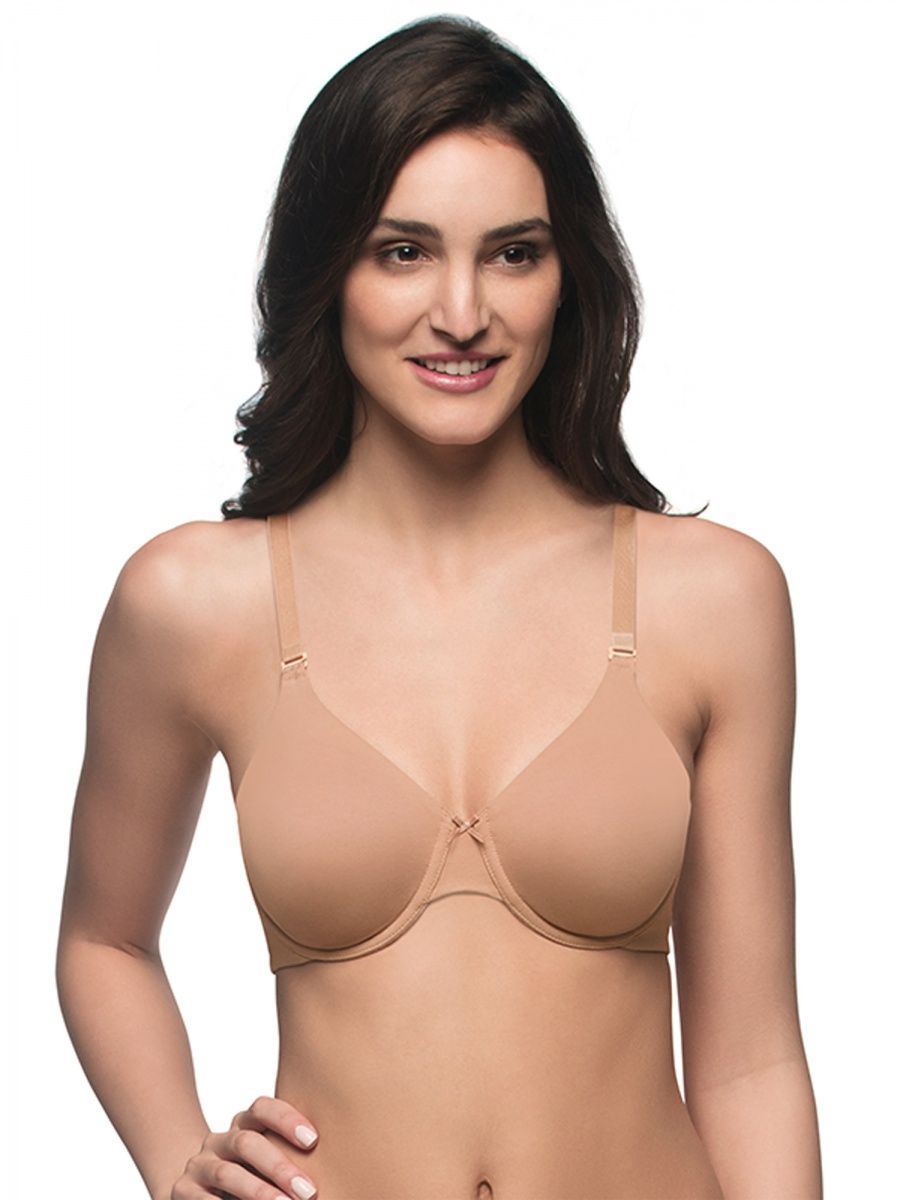 acd661bf9ba Amante Nude Non Padded Wired Bra