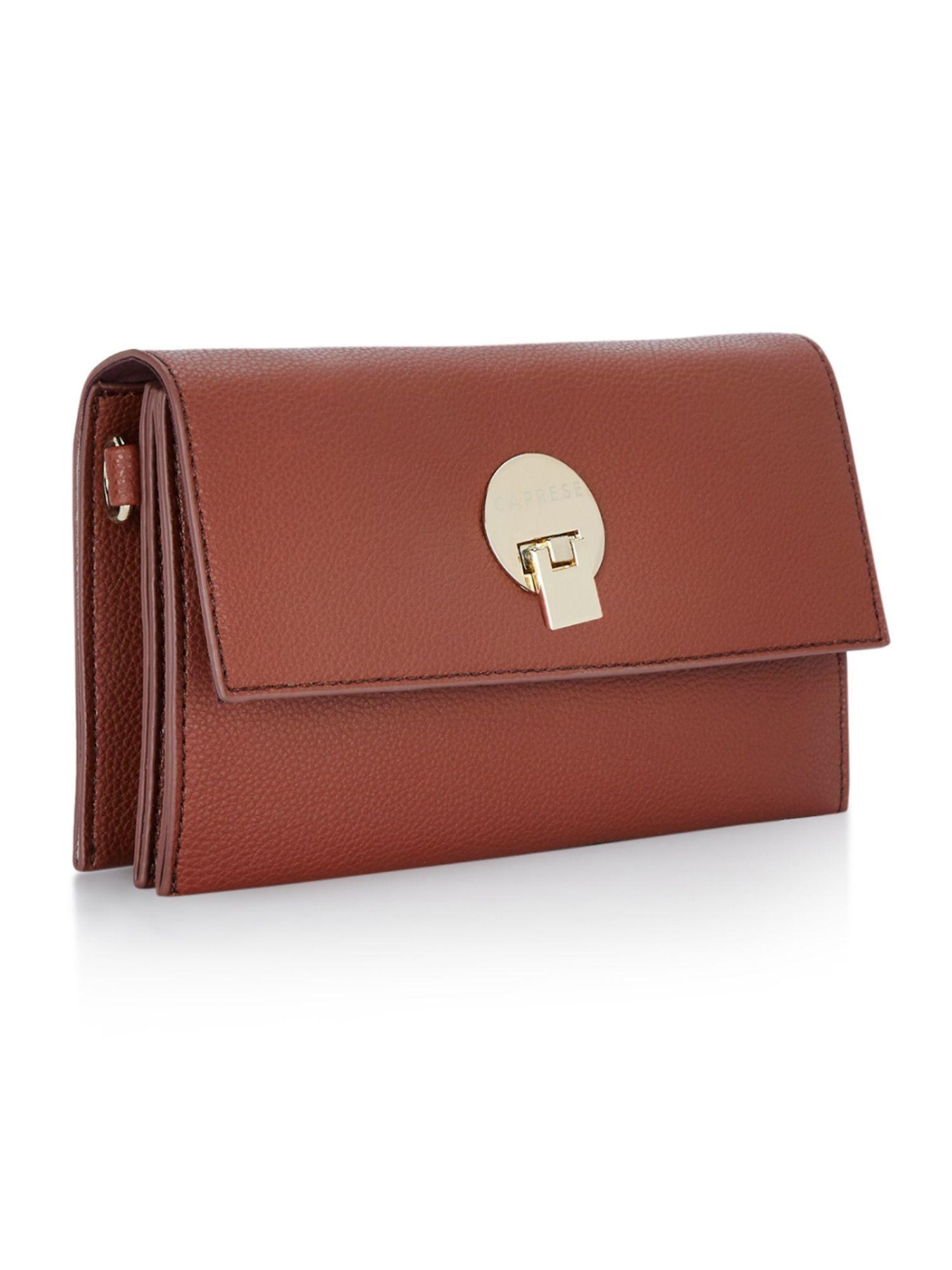 3f2ebf218 Caprese Sling   Cross Bags   Buy Caprese Sandra Small (E) Tan Brown ...