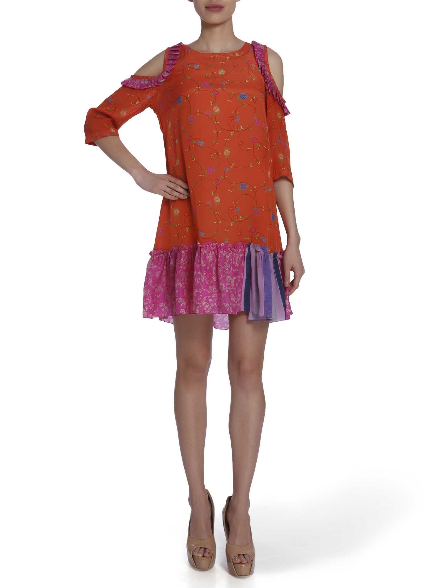 b6fba50203 Anupamaa Dayal Dresses : Buy Anupamaa Dayal Cold Shoulder Short ...
