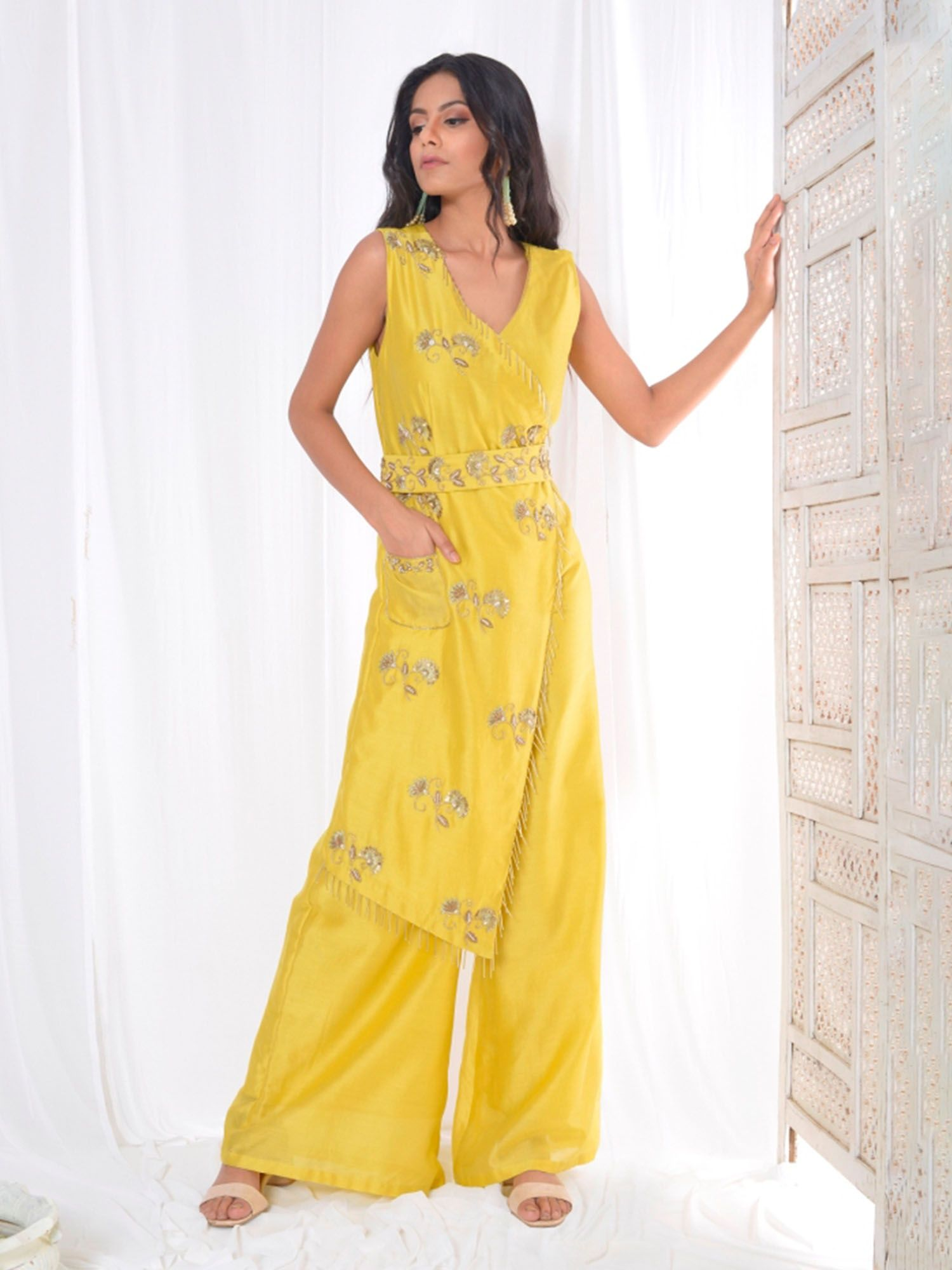4da4f457de Formal Jumpsuits Online India | Saddha