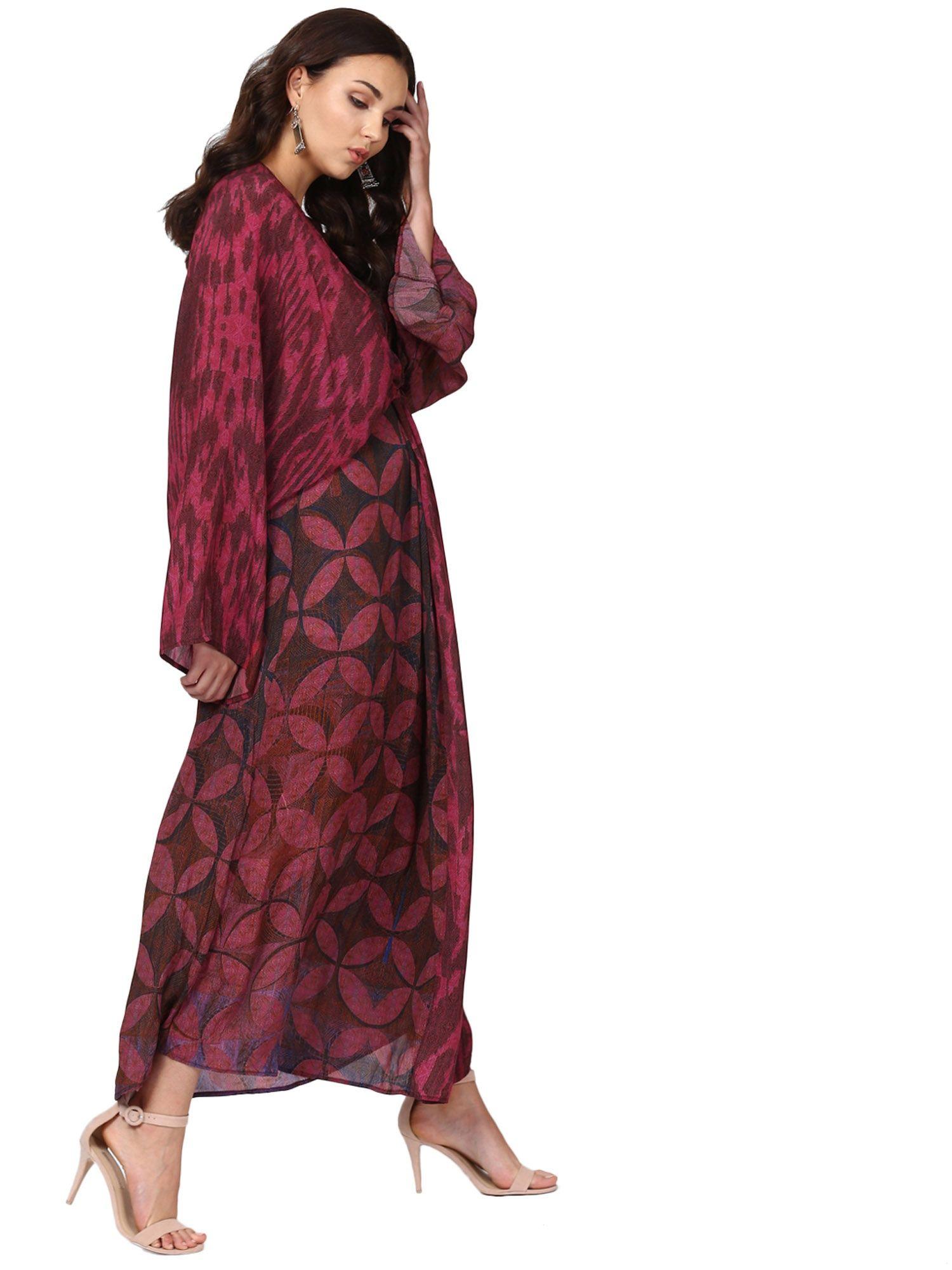 88ab3f12ca5 Ritu Kumar Kurtis Kurtas and Tunics : Buy Ritu Kumar V-Neck Full ...