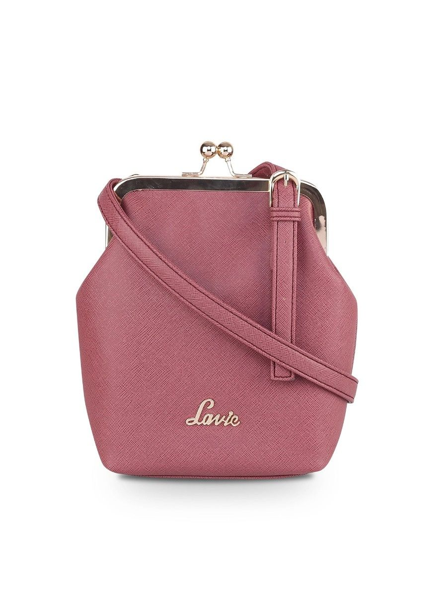 a2e55bf9d Lavie Sling and Cross Bags   Buy Lavie Purple NAZIHA CSB VT FRAME ...