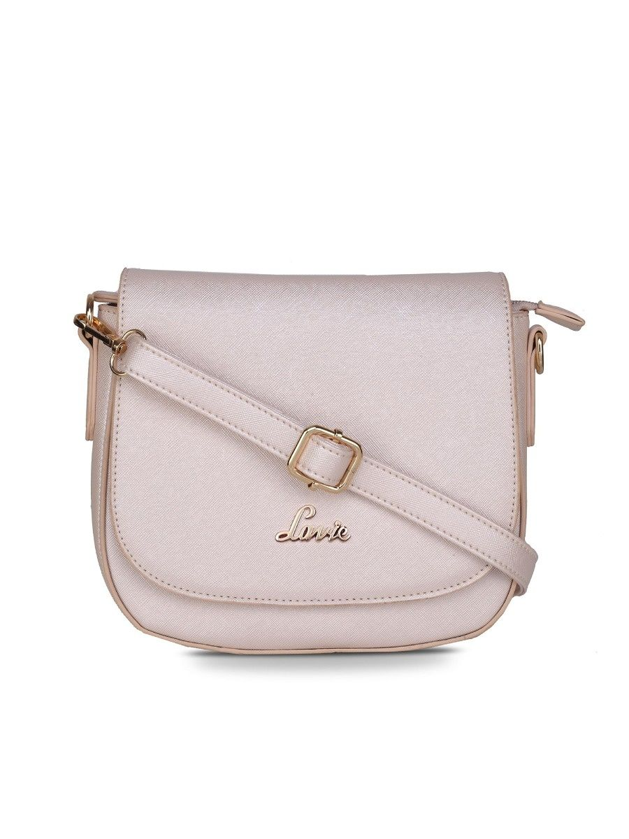 8ba7ff0e1 Lavie Sling and Cross Bags   Buy Lavie White JANA CSB VT HARD FLP ...