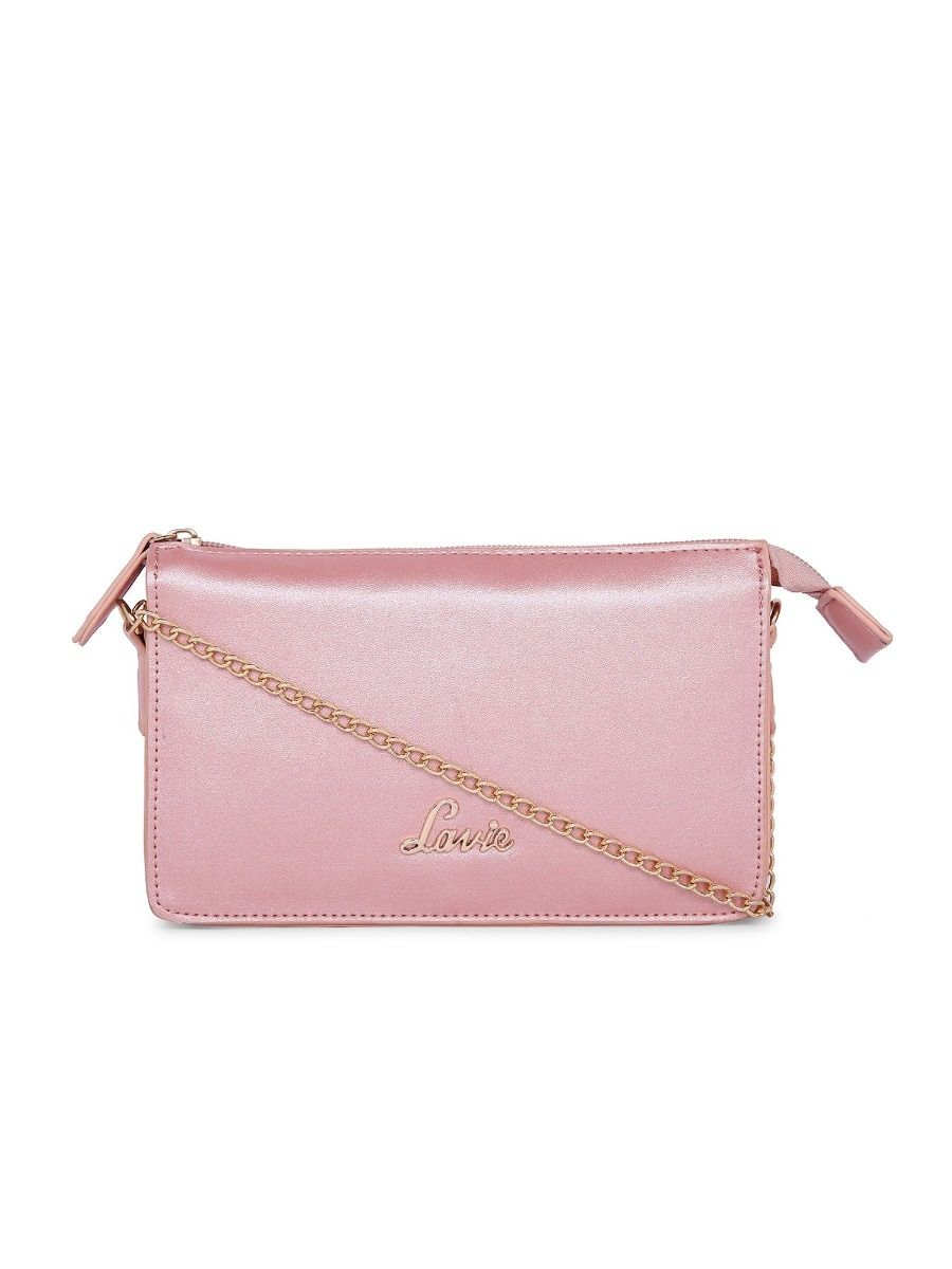 5a5c0302d Lavie Sling and Cross Bags   Buy Lavie Pink NAZIHA CSB HZ TPCLUT ...