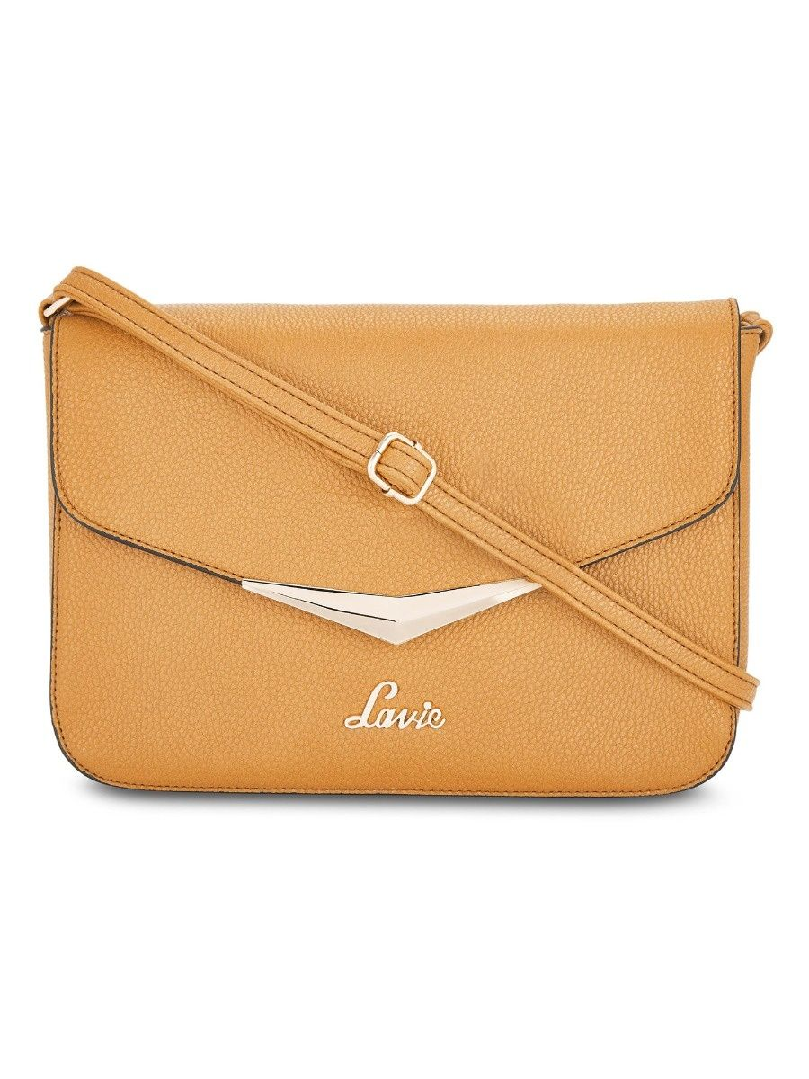 a7c363f2c Lavie Sling and Cross Bags   Buy Lavie Yellow NAZIHA CSB HZTRM FLP ...