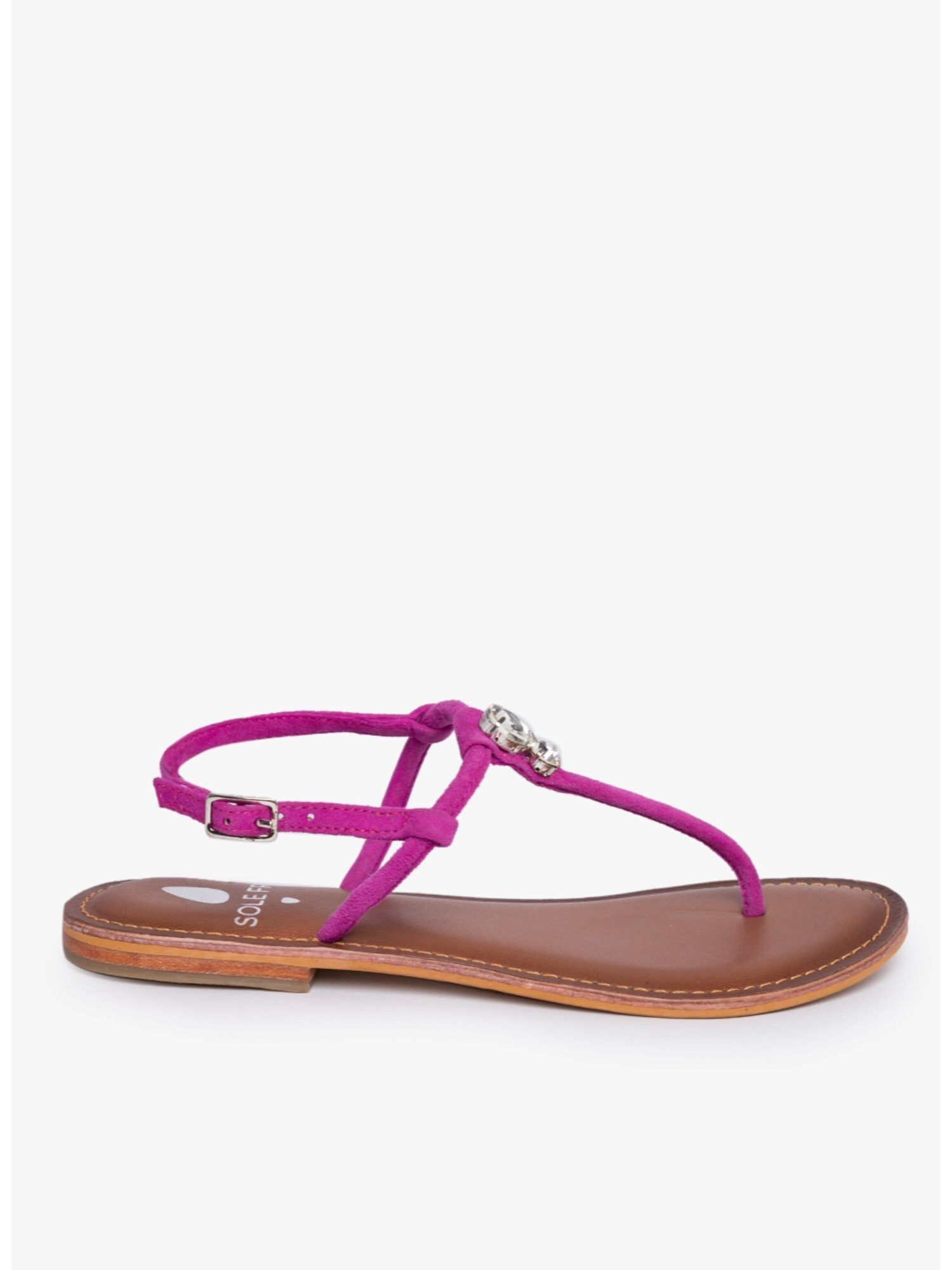 2cac8be60 Sole Fry Flats : Buy Sole Fry Nina Pink Flats Online | Nykaa Fashion.