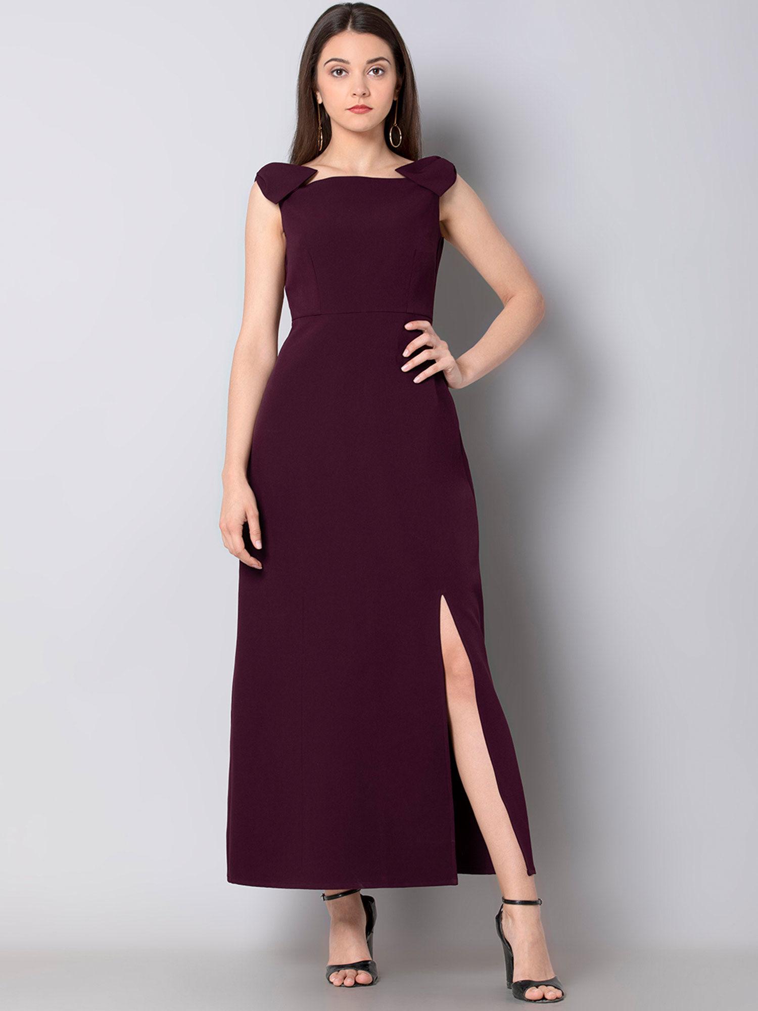 party wear stylish dress for girls
