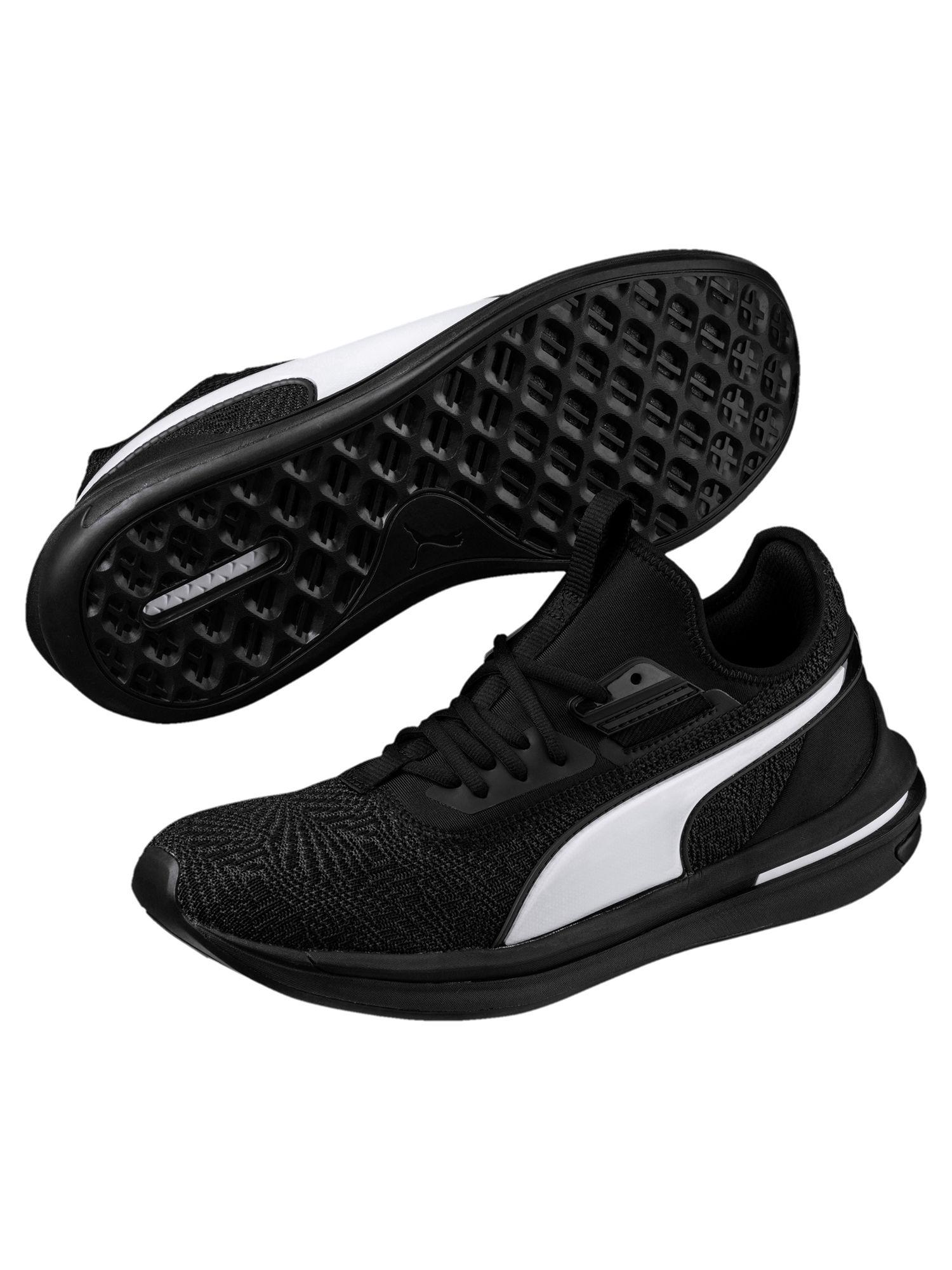Puma Black IGNITE Limitless SR-71 Shoes