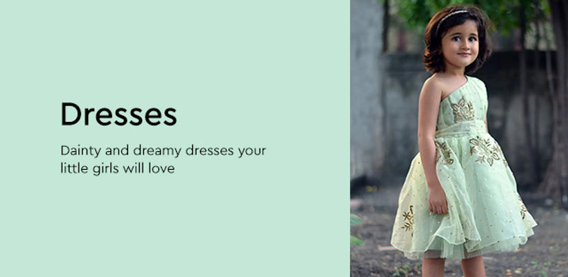 Girls Dresses Online Buy Girls Dresses At Best Prices Nykaa Fashion