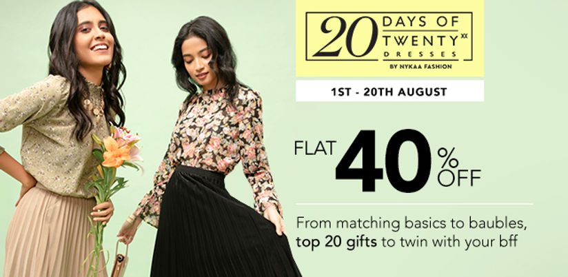 Shop Designer Clothes Amp Accessories Online From Top Indian Designers Nykaa Fashion
