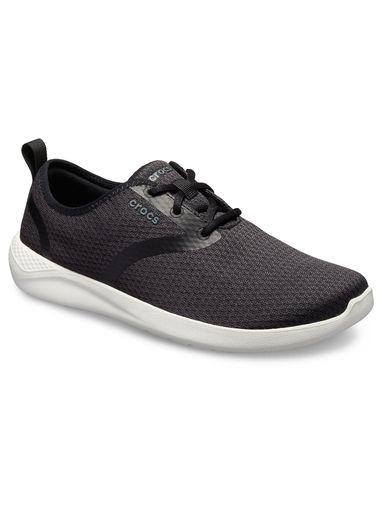 Buy Crocs LiteRide Pacer Black Shoes